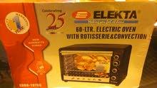 فرن كهربائي جديد للبيع