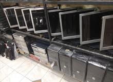 كيسات i3 +cor 2 Quad+شاشات