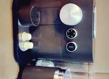 جهاز قهوة راقيه من Nessprsso  كابشينو ، اسبريسو، دبل اسبريسو ، موكا ، لاتيه