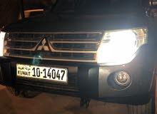 Brown Mitsubishi Pajero 2009 for sale