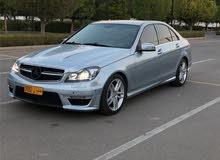 للبيع سياره مرسيدس مويدل2013 C250