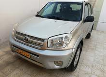 Gasoline Fuel/Power   Toyota RAV 4 2005