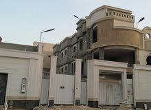 شركة مقاولات للبناء  فلل عمارات قصور استراحات