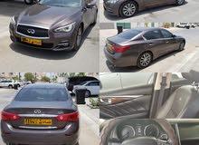 Infiniti Q45 car for sale 2014 in Muscat city