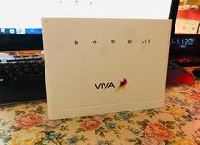 viva b315s-22 unlocked 4G router zain batelco via sim support