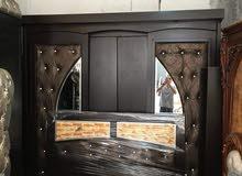 غرفة نوم جديدة حسب  الطلب  رقم الموبايل (03963519)