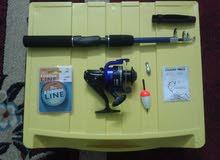 سنارات صيد سمك للبيع