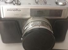 كاميرا مينولتا اصلية . شبة جديدة