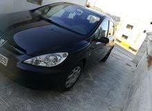 Peugeot 307 2004 For sale - Black color