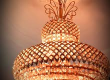 Available for sale Used Lighting - Chandeliers - Table Lamps