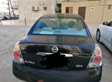 Nissan Altima 2007 For sale - Black color