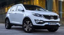 Gasoline Fuel/Power car for rent - Kia Sportage 2019