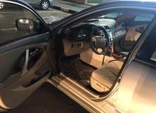 للبيع سيارة تويوتا كامري موديل 2007