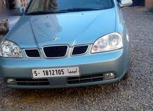 Turquoise Chevrolet Optra 2005 for sale