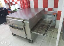 lincoln  convearpizza oven