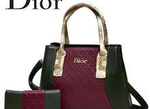 شنطة Dior درجة اولى مع البوك