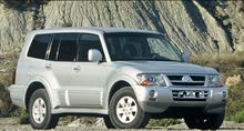 Automatic Mitsubishi Pajero for sale