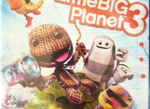 Little big planet 3 لعبة اطفال PS4