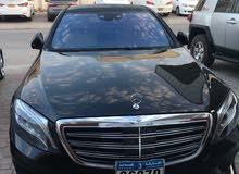 Mercedes Benz S550 car for sale 2015 in Muscat city