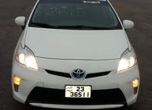 White Toyota Prius 2015 for sale
