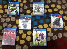 ps4 cd 10 dinar for 1 cd