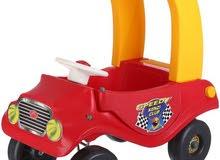 سيارة ممتعه وعجيبة للأطفال