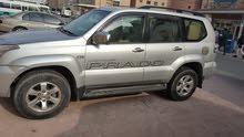 سيارة برادو للبيع موديل 2008