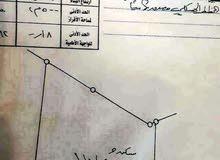 أرض تجاريه للبيع-مدخل مادبا دوار المحبه 1156م