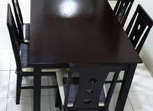 Dining table with 6-Chairs from MICASA Furniture (Made in Malaysia)