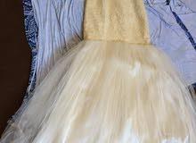 فستان كبير مقاس 36