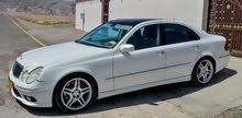 Gasoline Fuel/Power   Mercedes Benz E500 2005