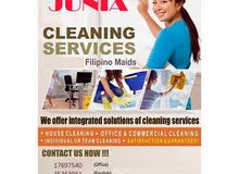 JUNIA CLEANING SERVICES