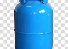 تبديل اسطوانات الغاز