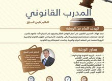 """ورشة عمل """"المدرب القانوني"""" مع المدرب الاستاذ الدكتور ناجي السباق 25-29 /11 - المقاعد محدودة!"""