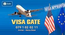 مطلوب موظفه في مجال السياحه وتأشيرات السفر