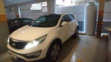 Kia sportage 2015 full options 4*4