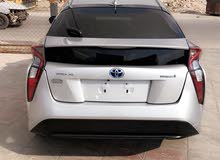 Toyota Prius car for sale 2017 in Zarqa city