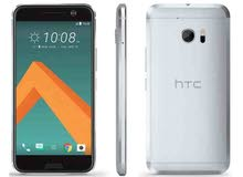 هاتف htc m10 نظيف كرررررت وبسعر مغري جداً