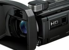 للببيع كاميرة فيديو احترافية SONY PJ790v