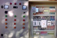 مهندس تحكم وكهرباء