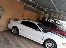 For sale 1997 White Mustang