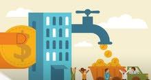 ابحث عن شخص لديه الخبرة في مجال نشط لاستثمار مبلغ بسيط