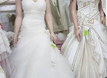 للبيع فستان عروس
