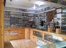 محل عسل للبيع في شارع سقطره امام جامع الخير