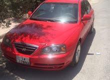 Hyundai Elantra 2004 For sale - Red color