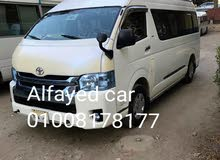 For rent a Hyundai H-1 Starex 2017