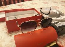 نظارة شمسية طبية أصلية Cartier