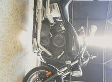 Used Yamaha motorbike made in 2008 for sale