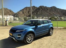 Range Rover Evoque vehicle manudactured . contact 99326879
