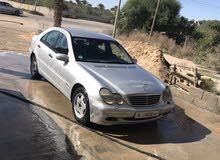 Available for sale!  km mileage Mercedes Benz C 200 2000